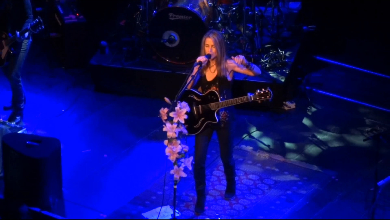 Heather Nova in Amsterdam