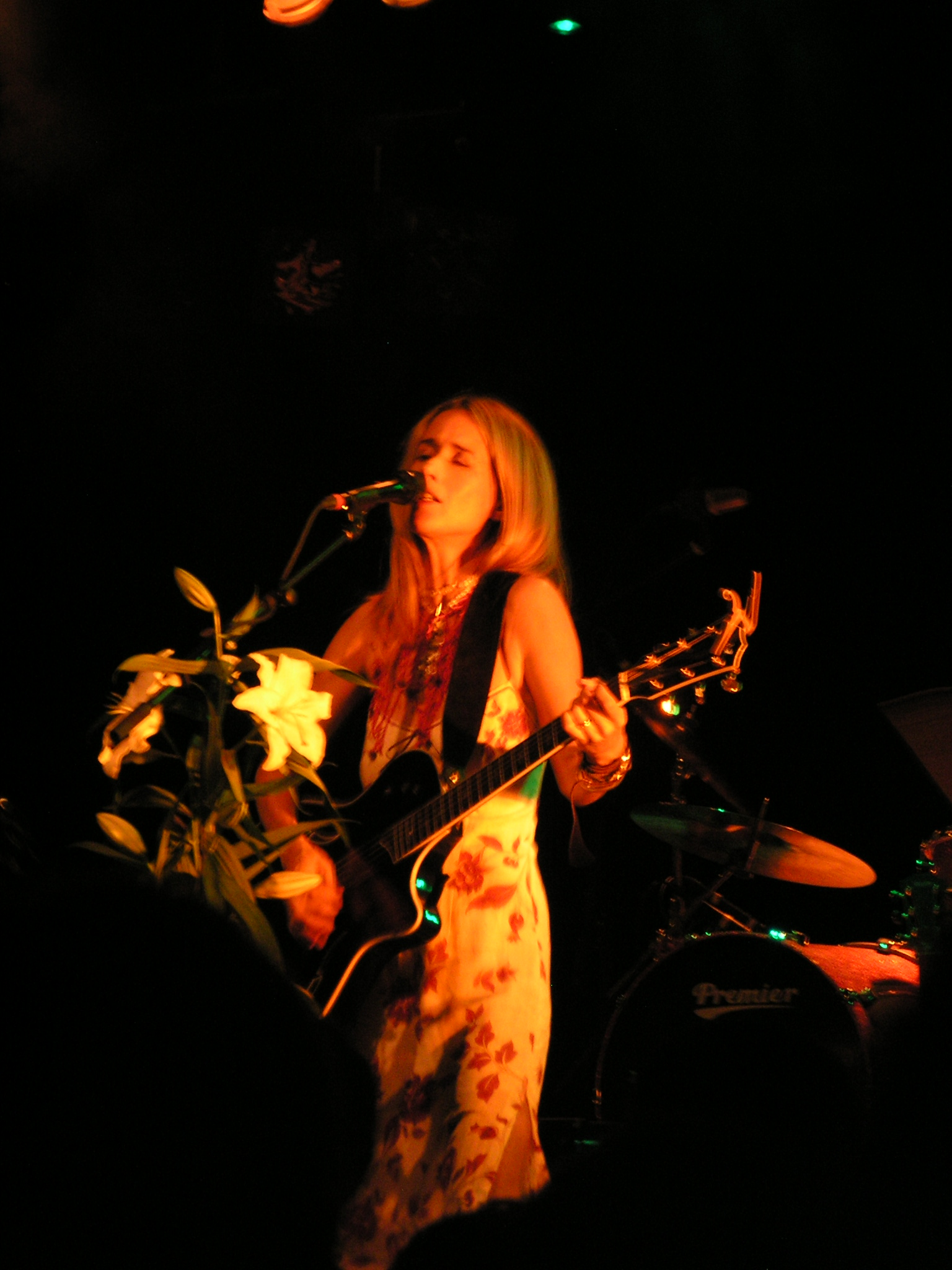Heather Nova in Eindhoven