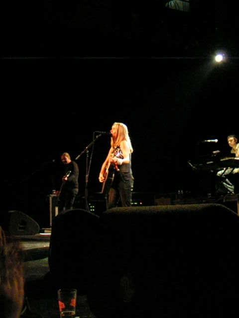 Heather Nova, picture by Cynthia Fridsma