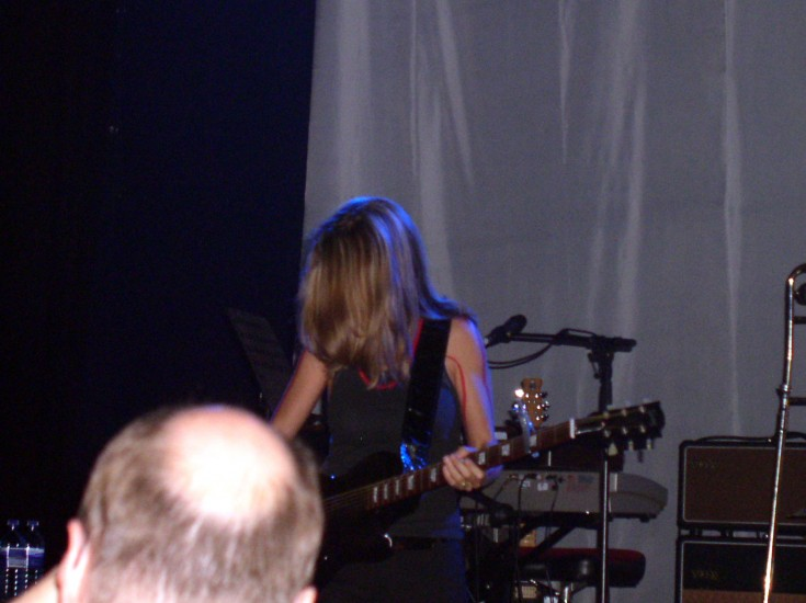 Heather Nova Shepherds Bush Empire